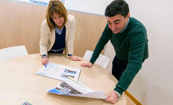 Servicios Inmobiliarios: venta, compra o alquiler de un inmueble, hasta el asesoramiento y seguimento financiero y legal.