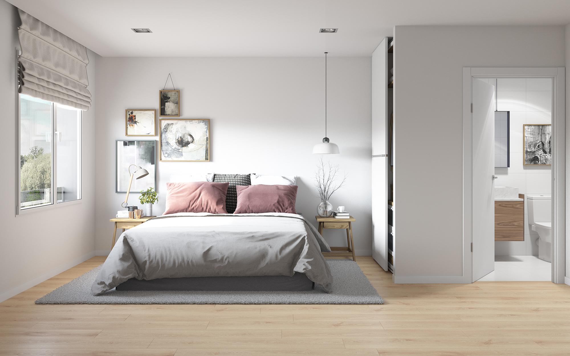 Atencion!!Nuevo piso de nuevo a la venta.Ubicado 2º planta sur,2 habitaciones,2 baños, salon cocina y terraza!!!