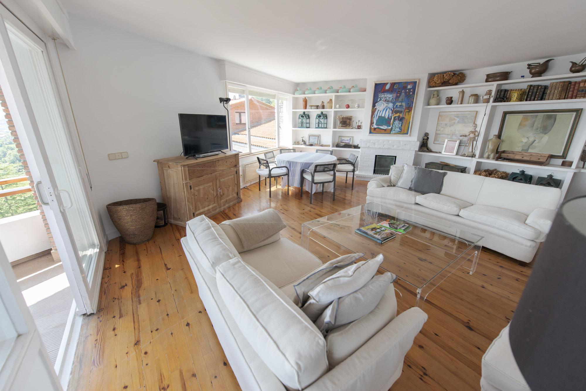 Duplex en Higer Bidea con Vistas Impresionantes!!!