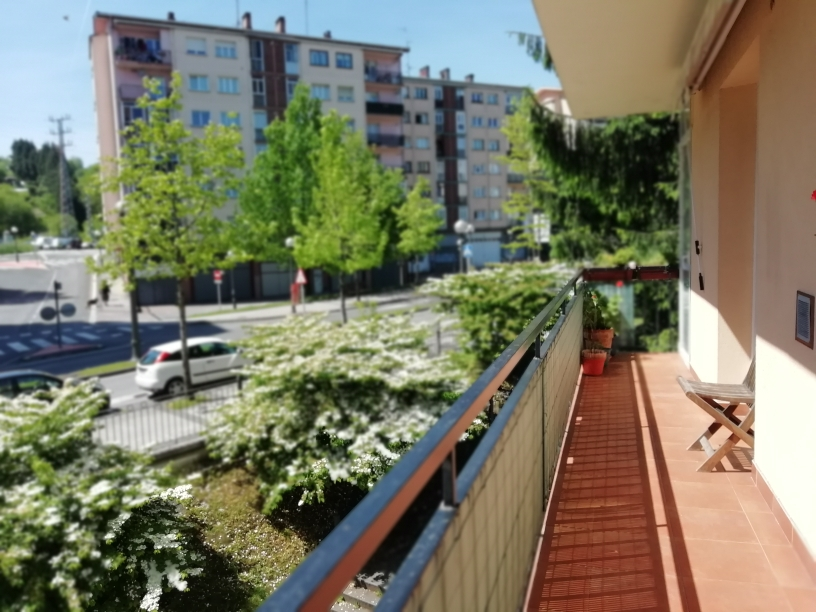 En el barrio de Larrendi,para entrar a vivir!!